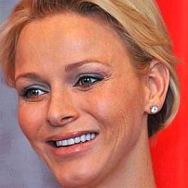Princess Charlene of Monaco dating 2021