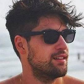 Adam Monastero dating 2020 profile