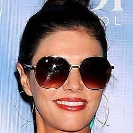Adriana De Moura dating 2021
