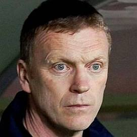 David Moyes dating 2021 profile