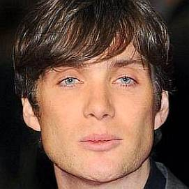 Cillian Murphy dating 2021