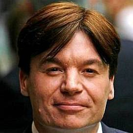 Mike Myers dating 2021