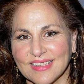 Kathy Najimy dating 2021