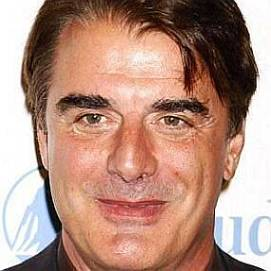 Chris Noth dating 2021