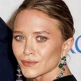 Mary-Kate Olsen dating 2021