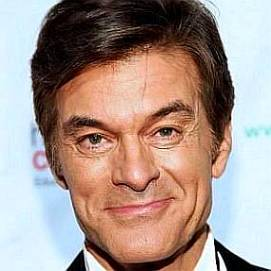 Mehmet Oz dating 2020