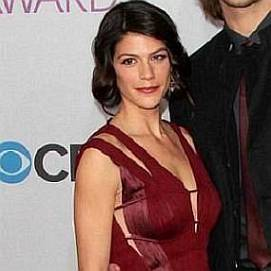 Genevieve Padalecki dating 2020