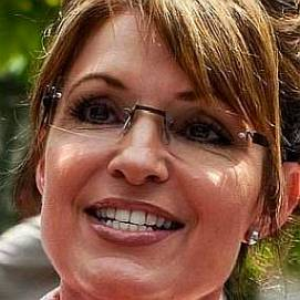 Sarah Palin dating 2021