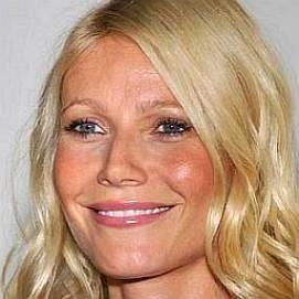 Gwyneth Paltrow dating 2020
