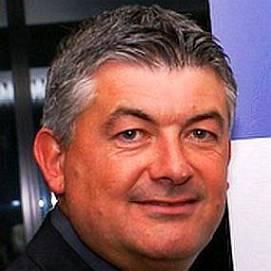 John Parrott dating 2021 profile