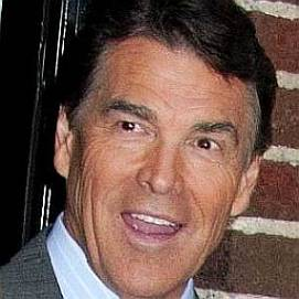 Rick Perry dating 2021