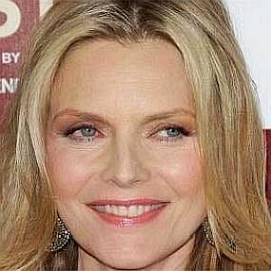 Michelle Pfeiffer dating 2021