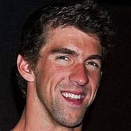 Michael Phelps dating 2021