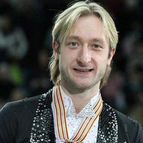 Evgeni Plushenko dating 2021