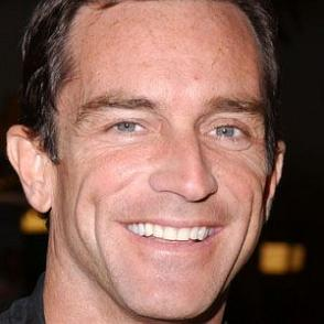 Jeff Probst dating 2021