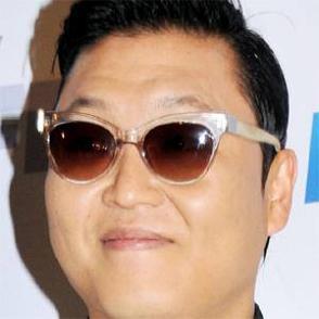 Psy dating 2021