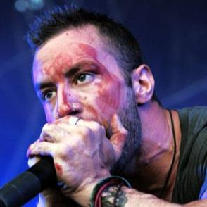 Greg Puciato dating 2020