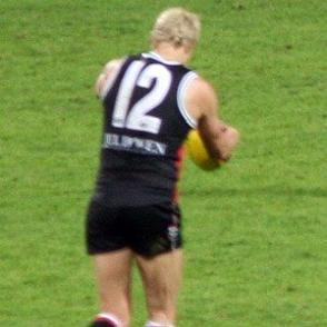 Nick Riewoldt dating 2021
