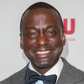 Yusef Salaam dating profile