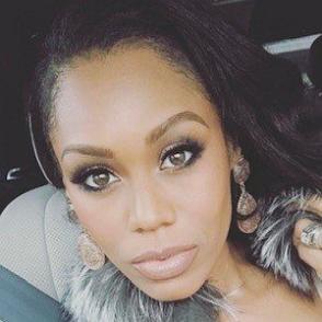 Monique Samuels dating 2021