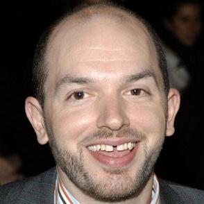 Paul Scheer dating 2021