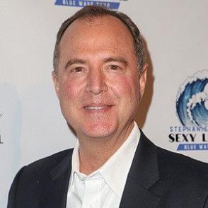 Adam Schiff dating 2021 profile