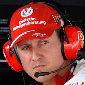 Michael Schumacher dating 2021