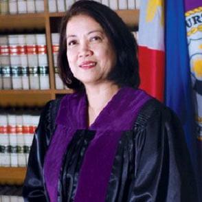 Maria Lourdes Sereno dating 2020 profile