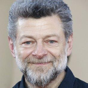 Andy Serkis dating 2020