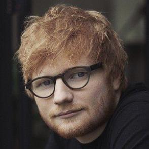 Ed Sheeran dating 2021