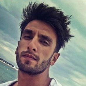 Ranveer Singh dating 2021
