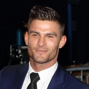 Aljaz Skorjanec dating 2020