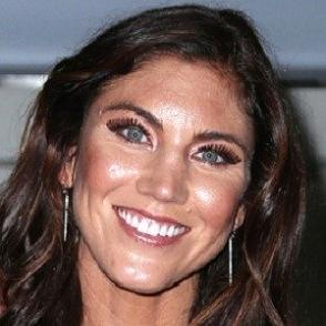 Hope Solo dating 2020