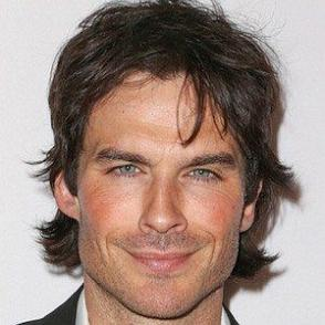 Ian Somerhalder dating 2021