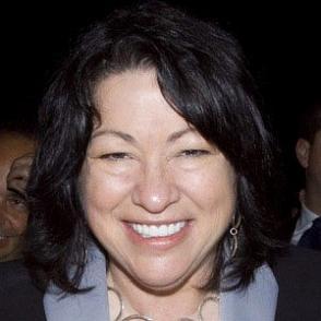Sonia Sotomayor dating 2020 profile