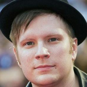 Patrick Stump dating 2021