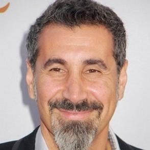 Serj Tankian dating 2020