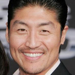 Brian Tee dating 2021