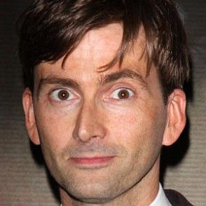 David Tennant dating 2020