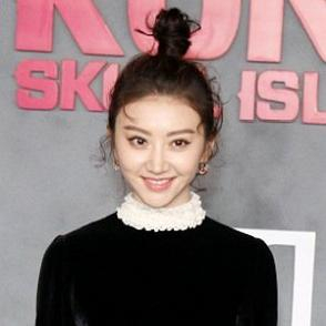 Jing Tian dating 2020 profile