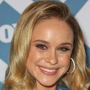 Becca Tobin dating 2020