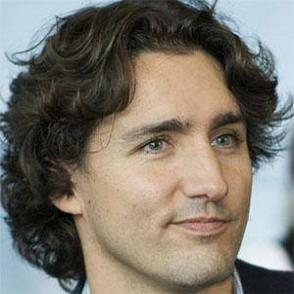Justin Trudeau dating 2020