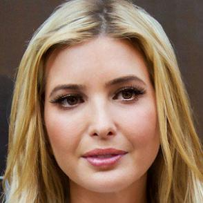 Ivanka Trump dating 2021
