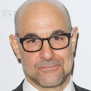 Stanley Tucci dating 2020