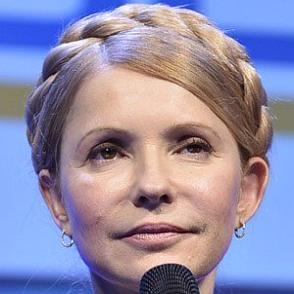 Yulia Tymoshenko dating 2021