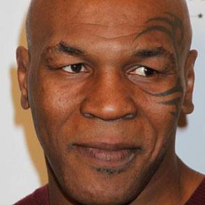 Mike Tyson dating 2021