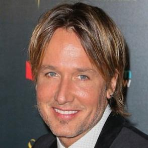 Keith Urban dating 2021