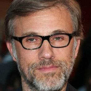 Christoph Waltz dating 2020