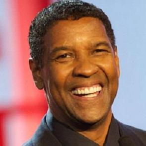 Denzel Washington dating 2020