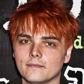 Gerard Way dating 2020